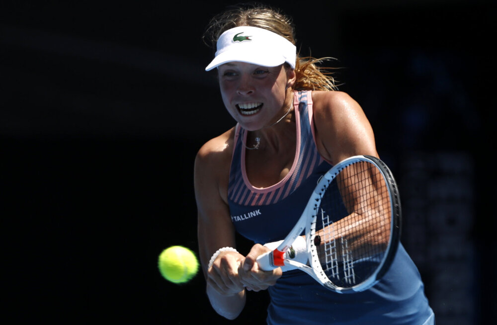 Kontaveit jäi hoolimata teise ringi kaotusest WTA edetabelis püsima, Kanepi langes 16 kohta