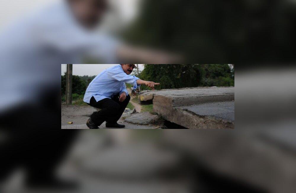 Mehhikot raputas järjest kaks tugevat maavärinat