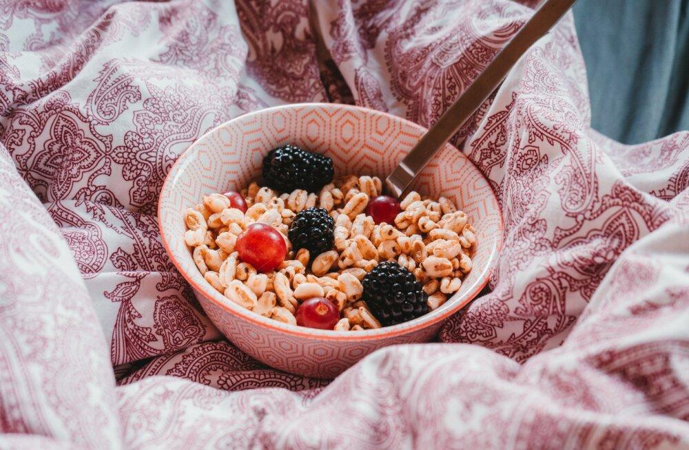 Söö neid toiduaineid ja su päevane rauavajadus saab kaetud