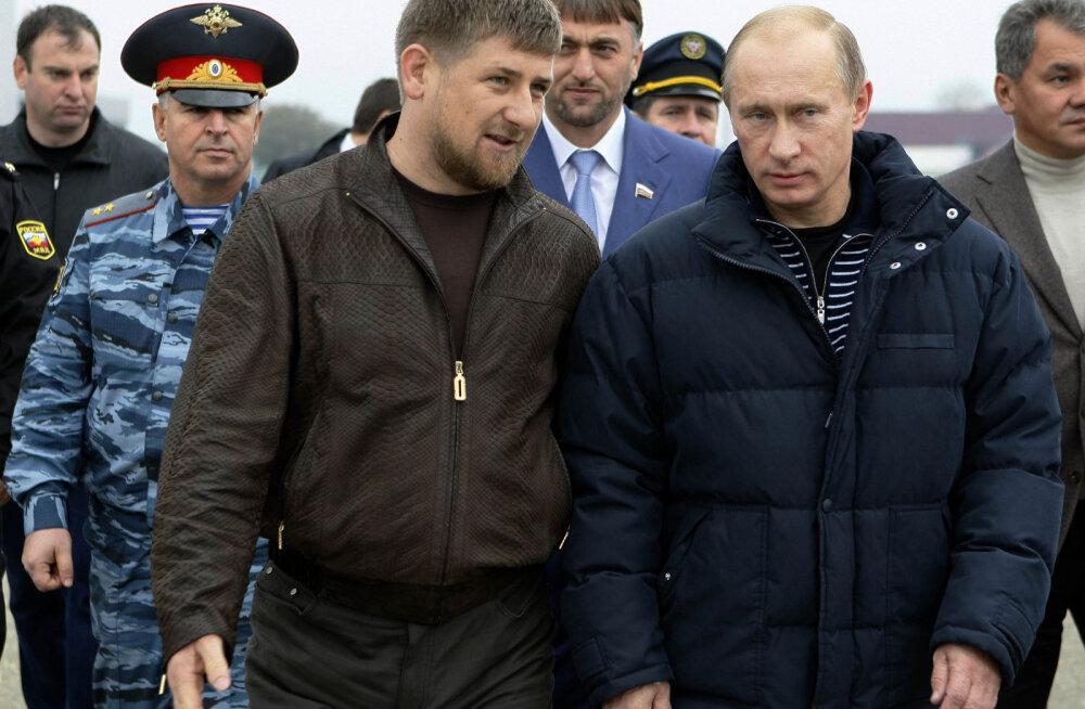 """""""Репортеры без границ"""" включили Путина и Кадырова в список врагов прессы"""