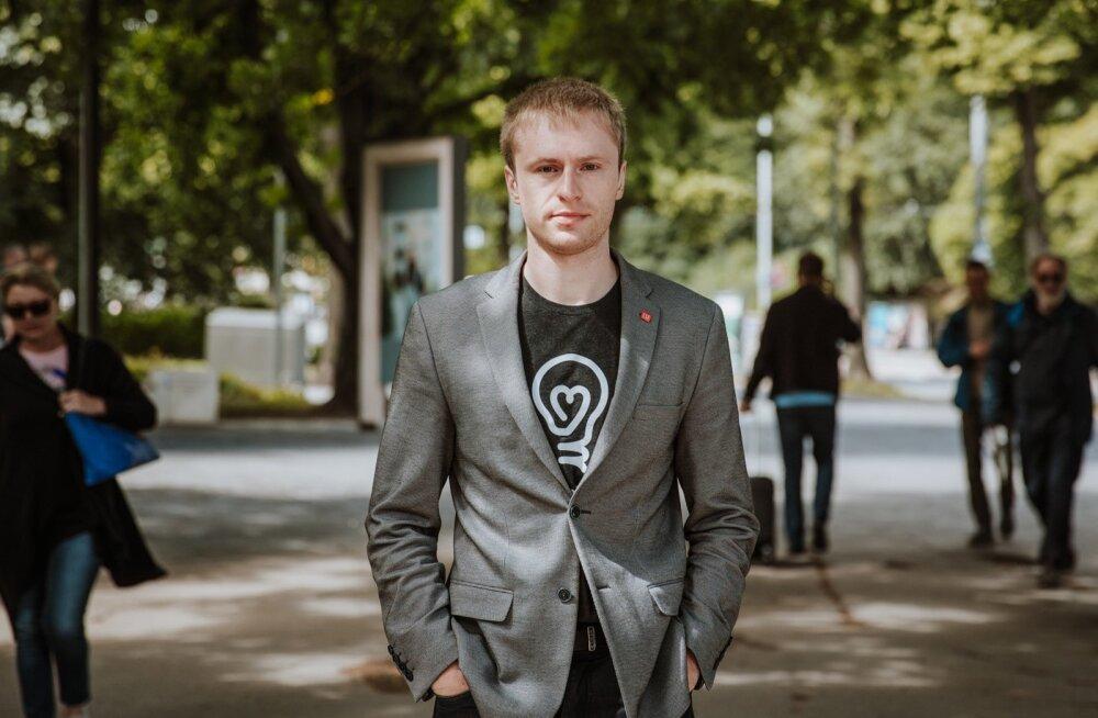 Risto Uuk on veendunud, et üksteise abistamiseks ei pea tingimata samas hõimkonnas elama.