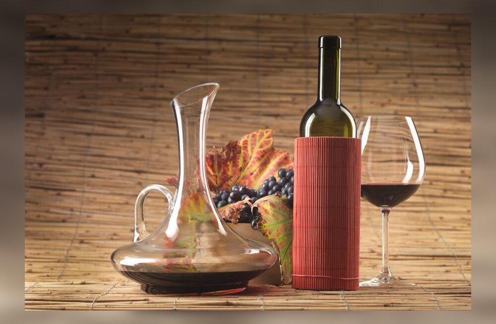 Kuidas õigesti ja nauditavalt veini serveerida