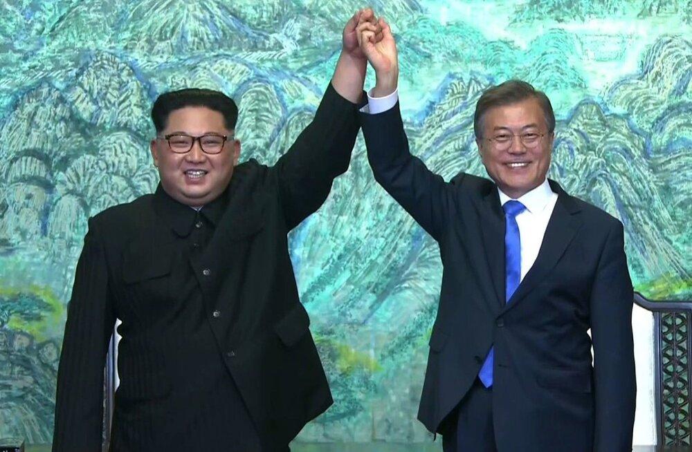 Северная иЮжная Кореи договорились больше невоевать