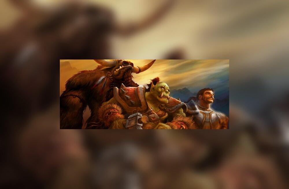 Blizzard hakkab välja andma World of Warcrafti paberajakirja
