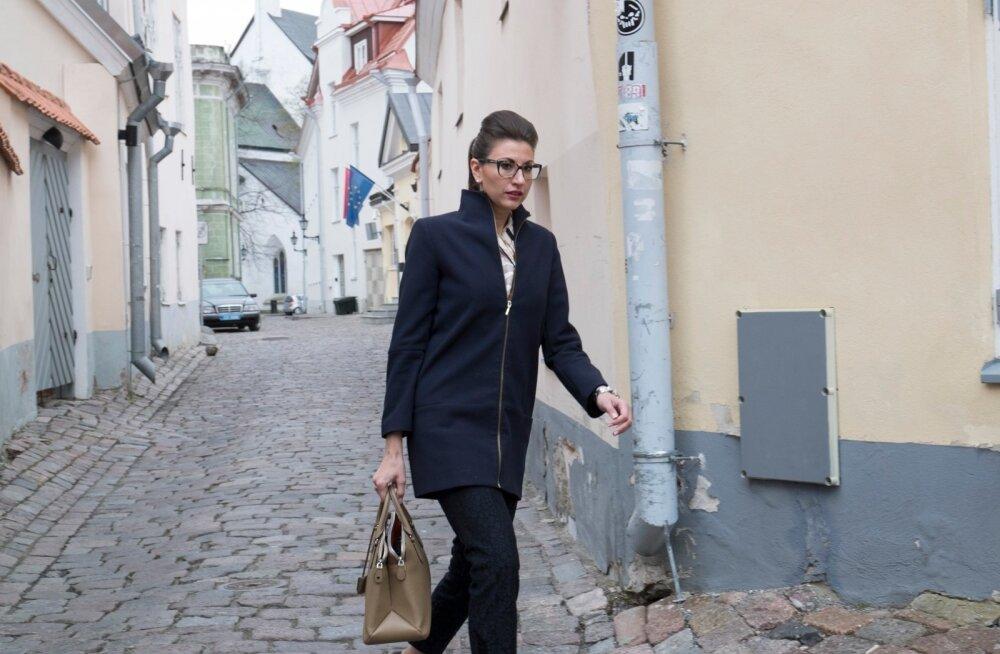 Keskerakonna linnapeakandidaat Tallinnas. Taavi Aas