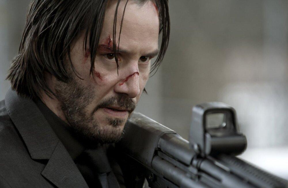 """Märulipõnevik """"John Wick"""": mis võitluskunsti Keanu Reeves nimitegelasena kasutab?"""