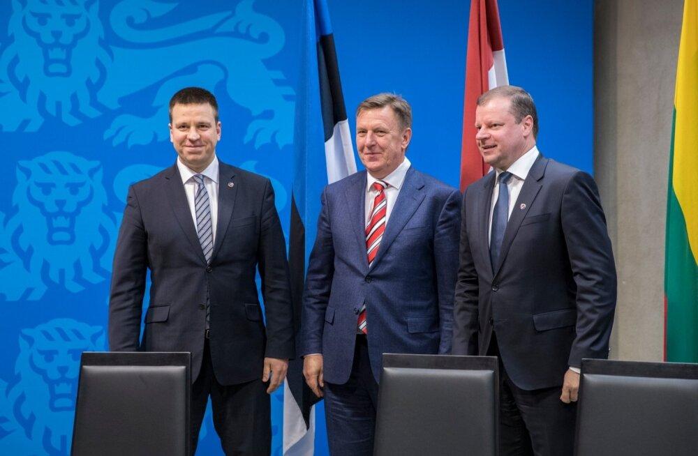 Rail Balticu lepingu allkirjastamine