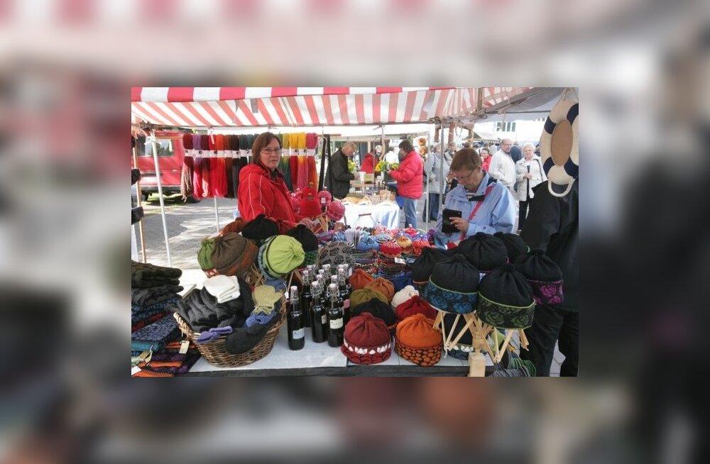 Ahvenamaa turg ootab talve