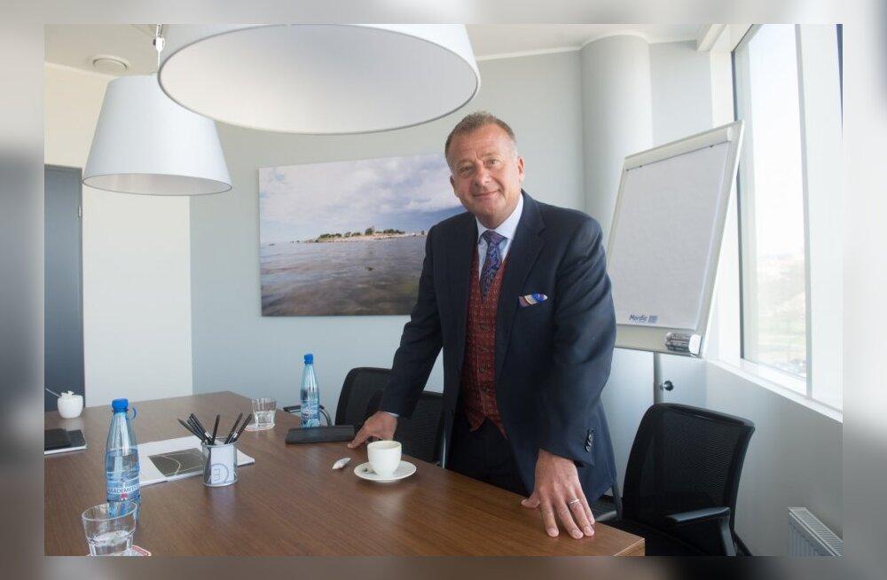 Rahvusvahelise advokaadibüroo Magnusson asutaja, vanempartner ja advokaat Per Magnusson
