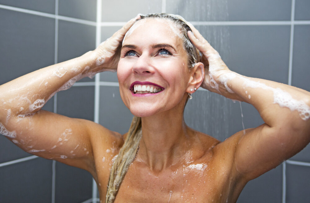 See on põhjus, miks peaksid duši all pissima hakkama