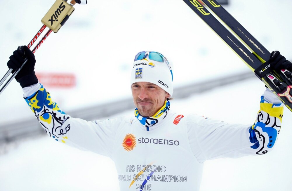 Johan Olsson, Faluni MM
