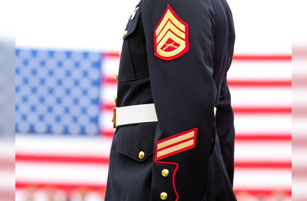 USA kohus käskis homokeelu armees kaotada