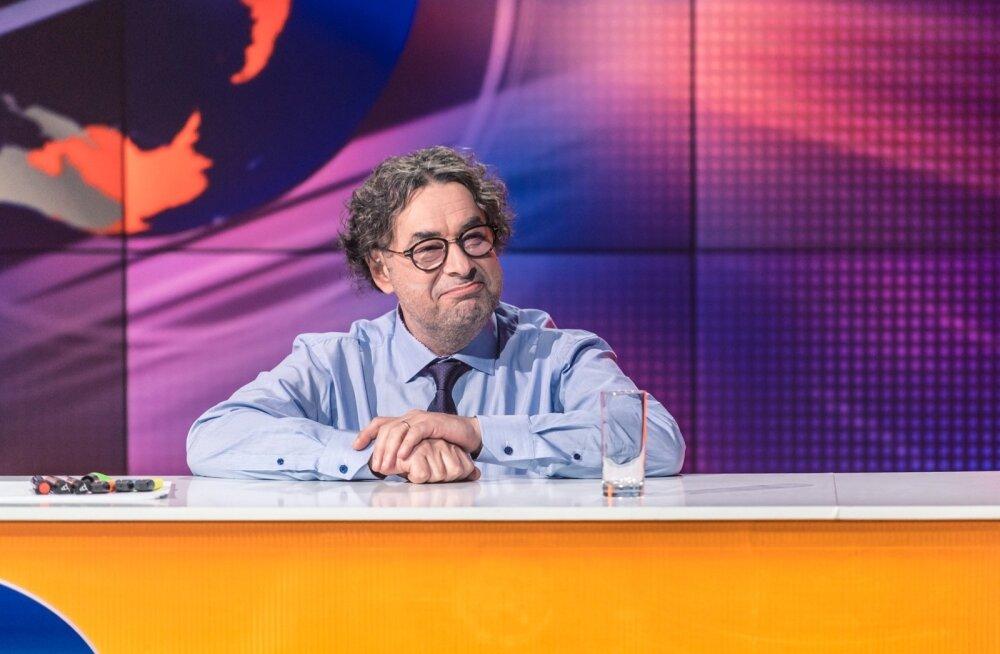 """Mart Normet: ilma Peetri avalauluta oleks olnud raske kogu """"Ärapanijat"""" teha"""