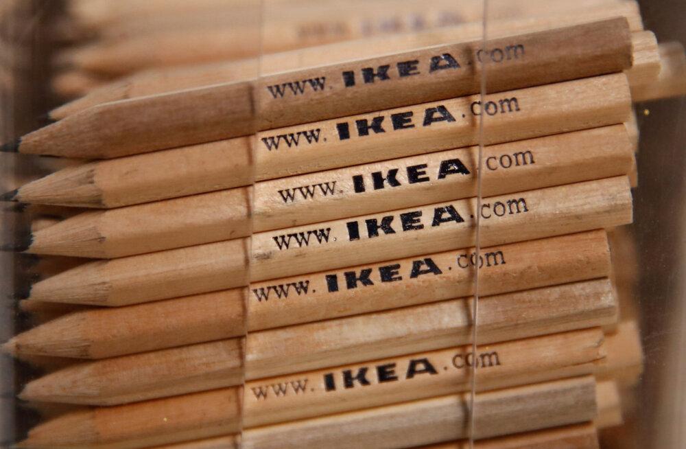IKEA teeb Eestisse täissuuruses poe kõige varem 2023. aastaks