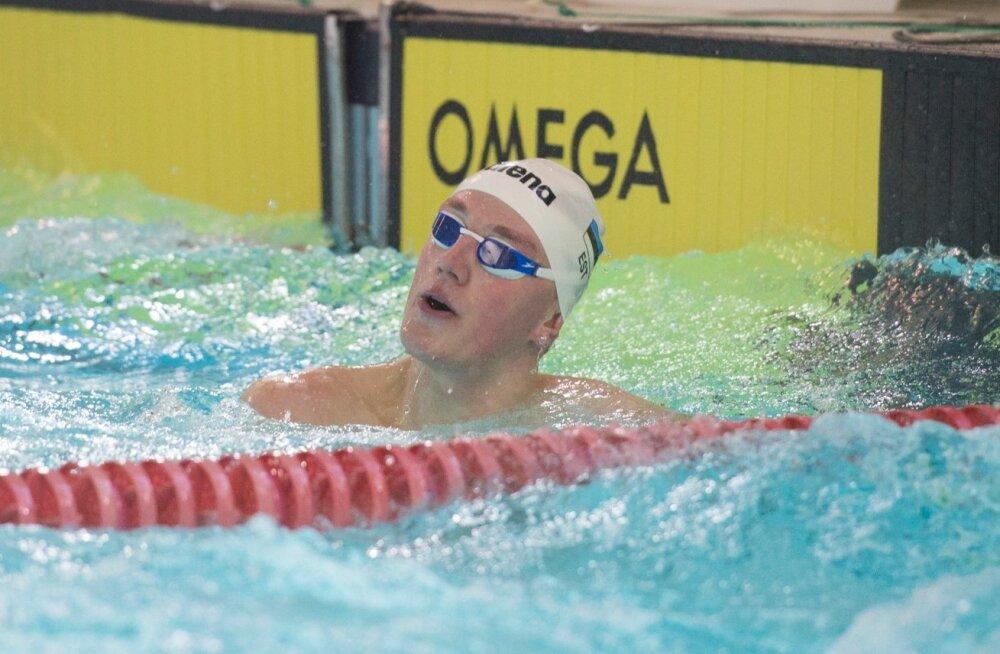 Batimaade meistrivõistlused ujumises