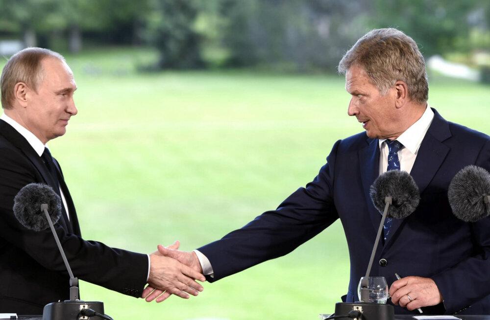 Toomas Alatalu: Niinistö on kõva mees ja Putin jätkab vana Euroopa üllatamist! Ajakirjanikke aga riigijuhid enam ei usalda