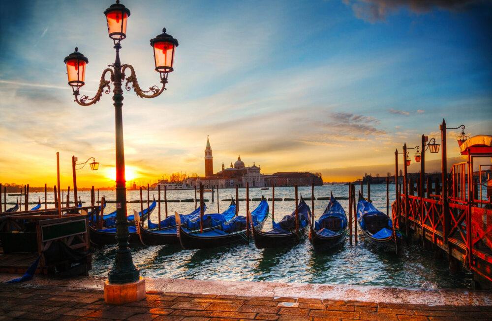 Raske aja head uudised: õhusaaste Hiinas on vähenenud ja Veneetsia kanalid on taas puhta veega