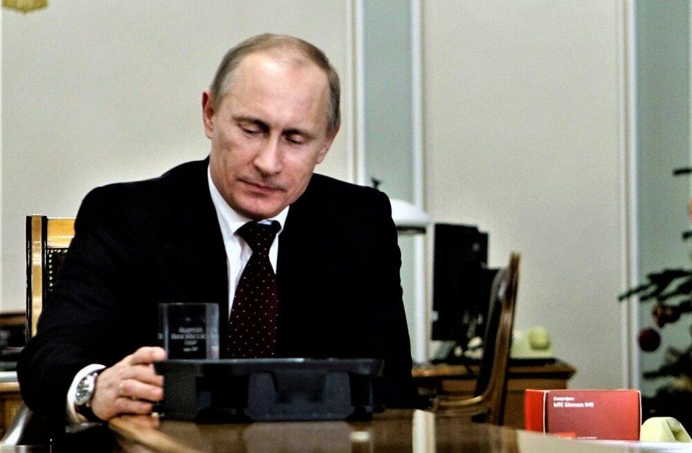 Venemaa valitsus lõikas jõulude eel riigi ülemaailmsest internetivõrgust välja