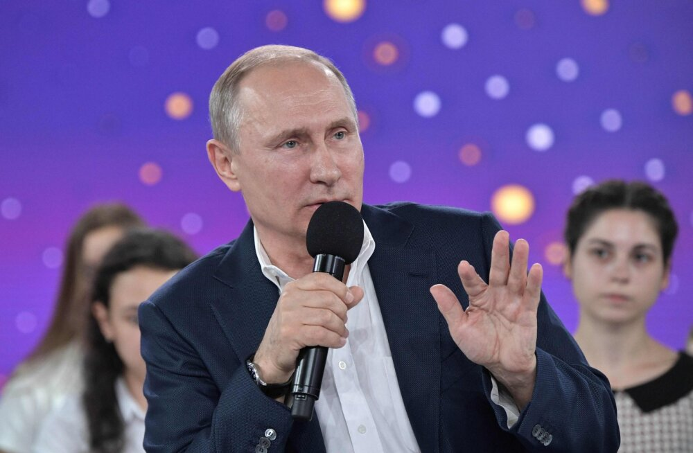 Putinil tärkas huvi soomeugrilaste vastu: kuidas nad küll slaavlastega harmooniliselt koos elasid?
