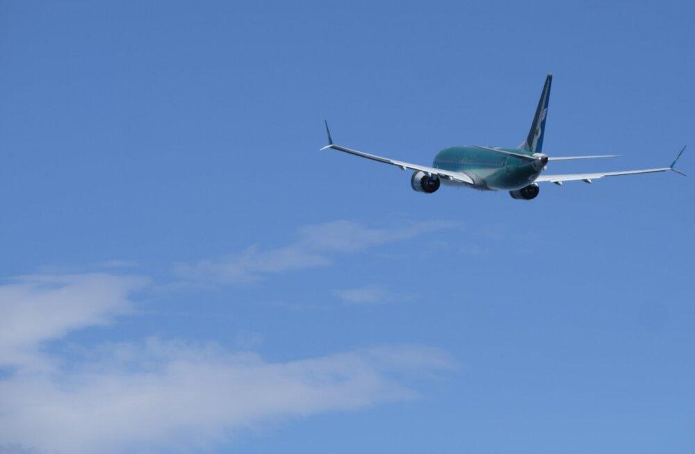 Boeing maksab lennuõnnetustes hukkunute lähedastele 100 miljonit