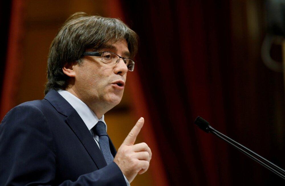 Puigdemont viibib advokaadi sõnul Belgias, varjupaiga taotlemist ei välistata