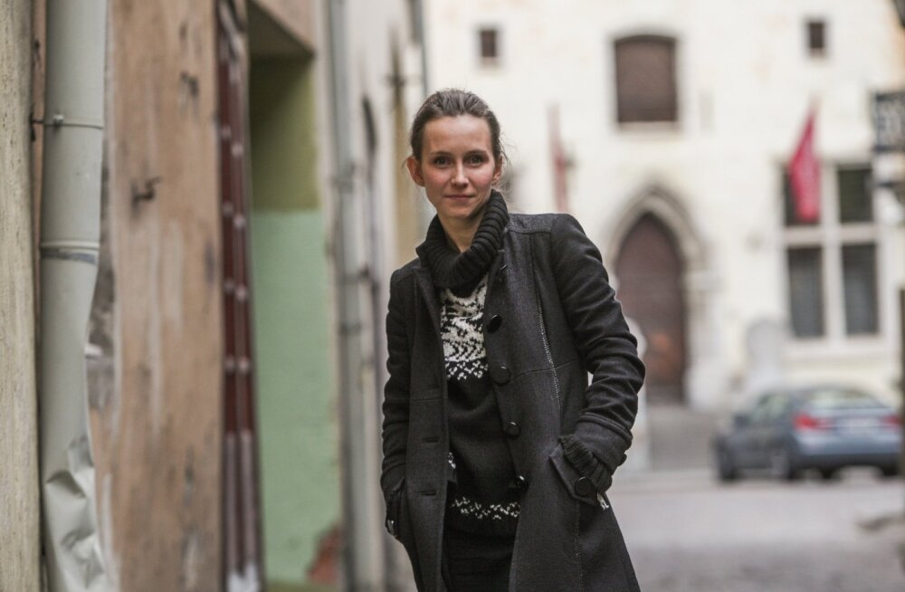 Ursula Ratasepp - Linnateatri näitleja