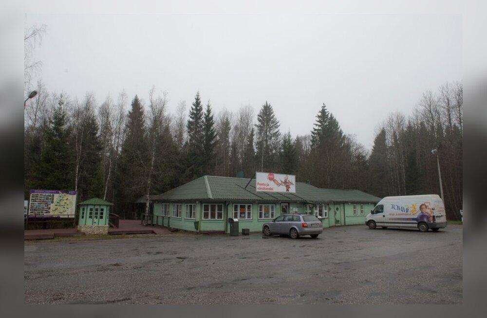 Ettevõtted Tartu maantee ääres