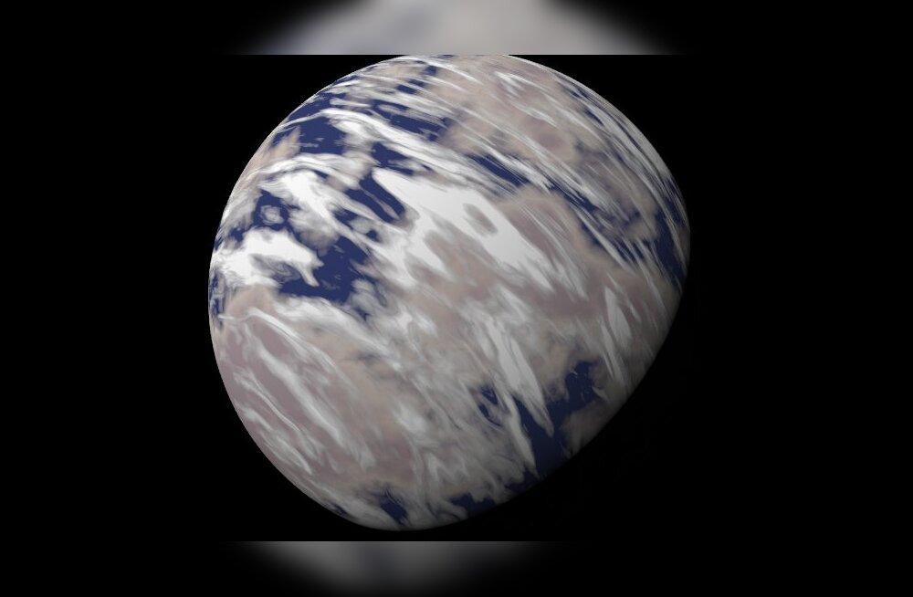 Kas Maa tüüpi planeedid on ka sisimas Maa moodi?