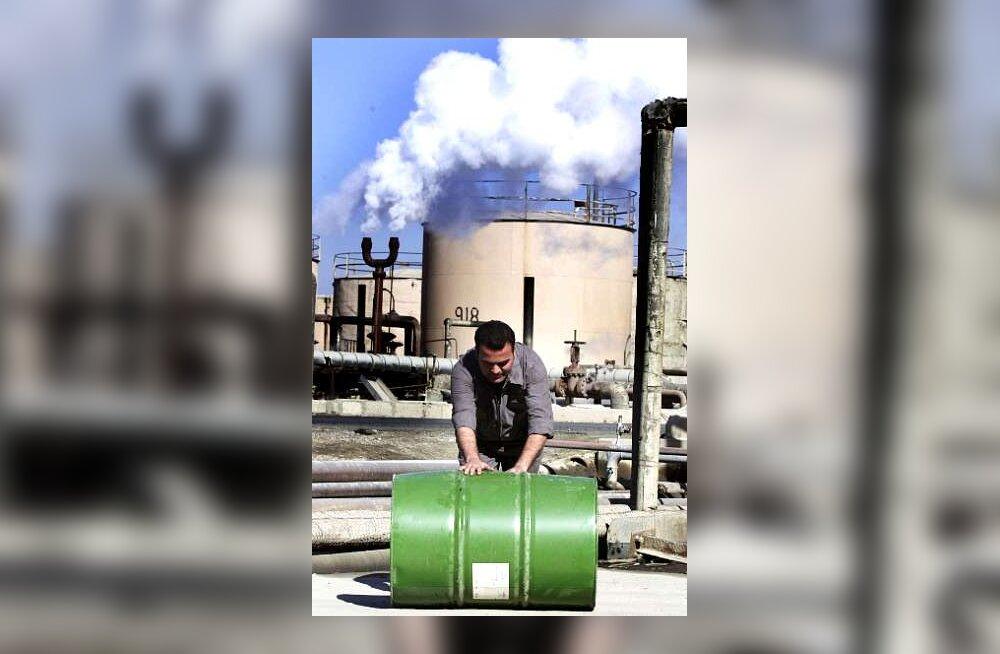 Iraagi naftatehas
