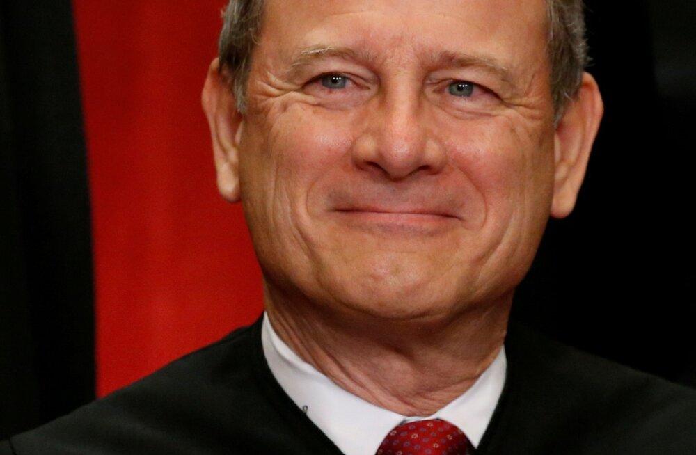 Erakordne sõnavõtt: Trumpi vastu astus välja USA ülemkohtu eesistuja