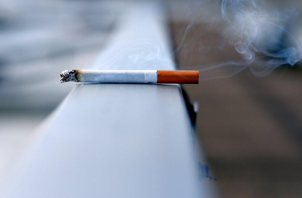 Kas tead, milline on suitsetamisest loobumise positiivne mõju tervisele viimase sigareti suitsetamise järgselt ja kuni 15 aastat hiljem?