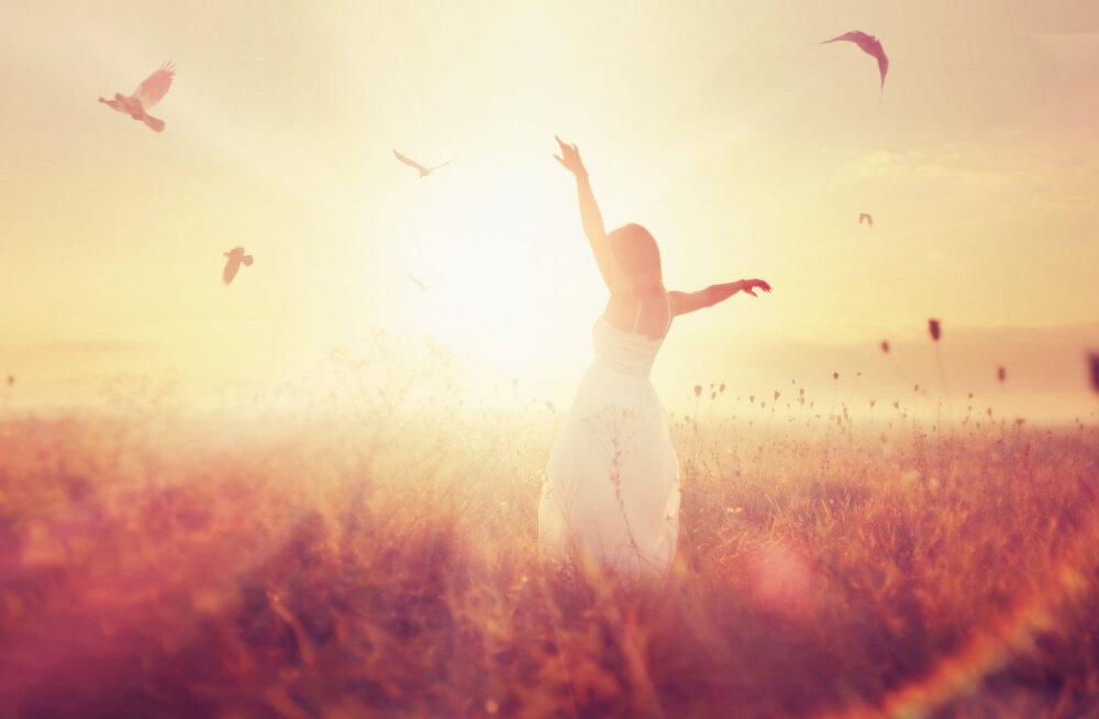 Õpi ennast väärtustama ja hakka julgelt iseenese tões elama