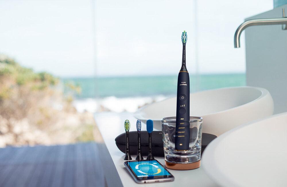 Tunneta nutika tehnoloogia ja tavalise hambaharja vahelist erinevust!