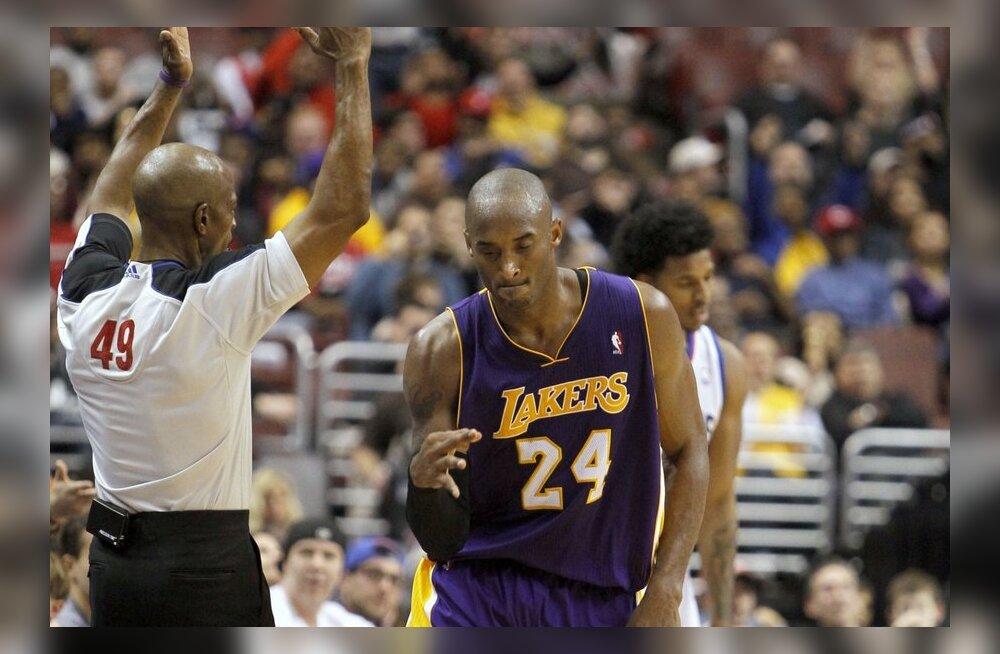 VIDEO: Lakers leidis lõpuks võidusoone