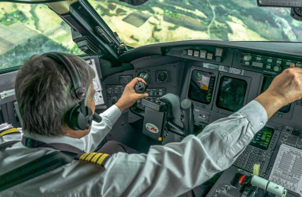 Pilootide hästi hoitud saladused, 2.osa: kui palju piloodid teenivad ja kas nad tohivad sotsiaalmeediasse lennupilte laadida?