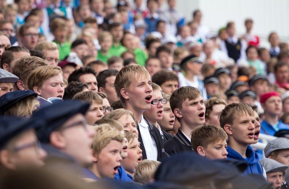Avita kirjastus: Ülo Vinteri isamaaliste laulude eest on küsitud üüratuid summasid