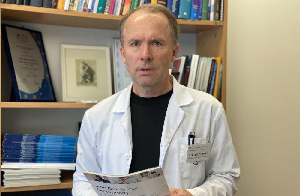 INTERVJUU | Onkoloogiakliiniku juht Peeter Padrik: vähivastane tegevus on nagu igavese elu otsing