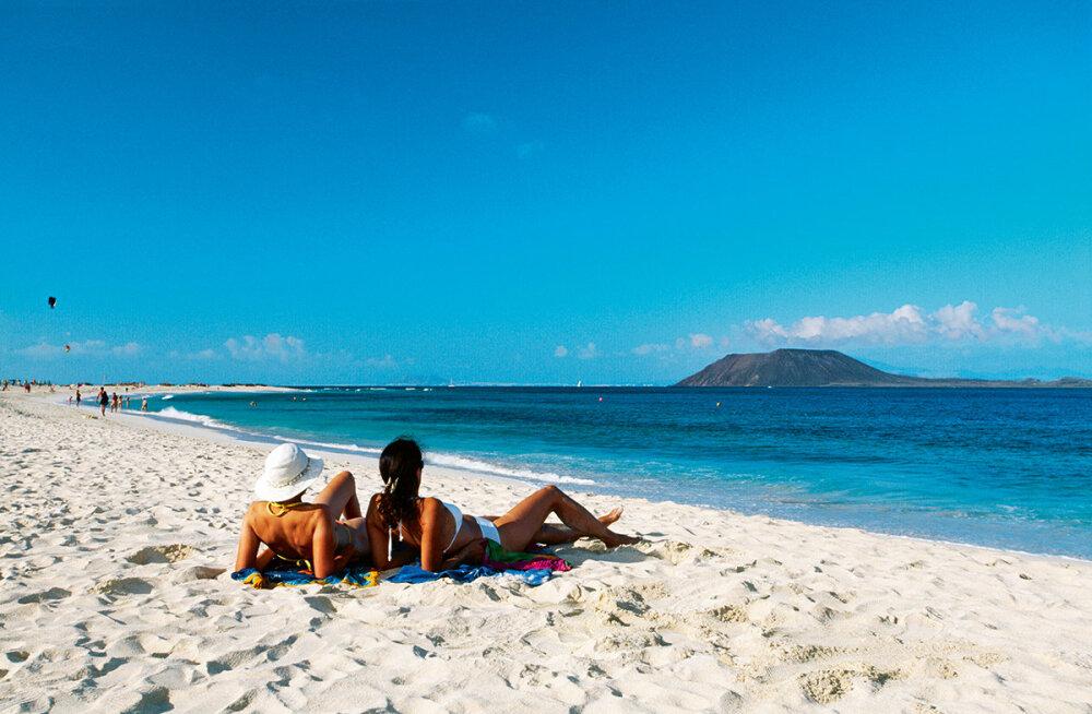 Sel talvel on võimalik lennata puhkama kõigile suurematele Kanaari saartele