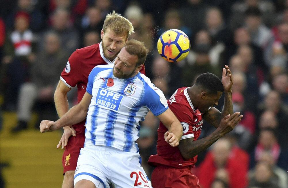 Ragnar Klavan mängus Huddersfieldiga