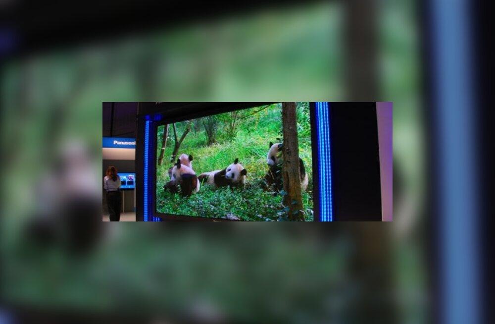 Panasonic püstitas teleritootmises maailmarekordi