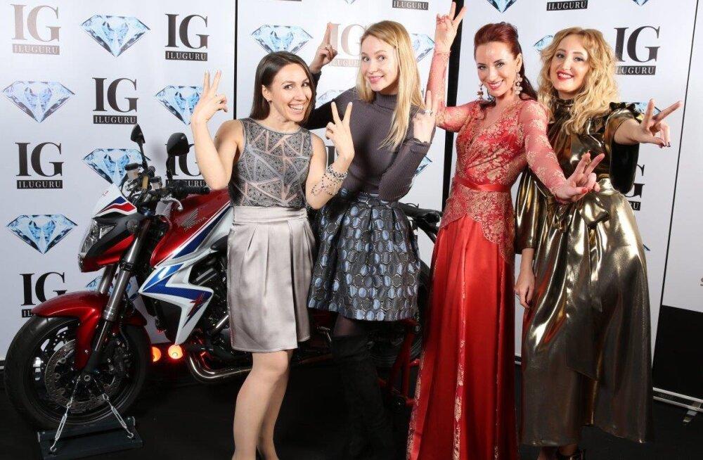 """GALERII: """"Iluteemant 2016"""" galat külastasid tuntud glamuursed kaunitarid ja jagati rohkesti iluteemante"""