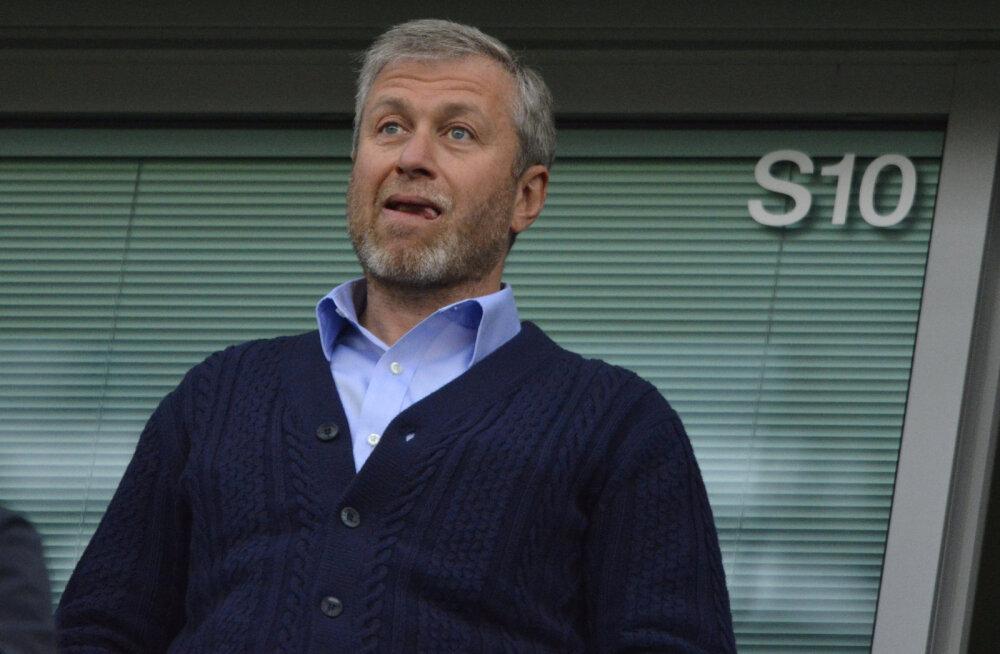 Sunday Times: brittides pettunud Abramovitš tahab Chelsea maha müüa