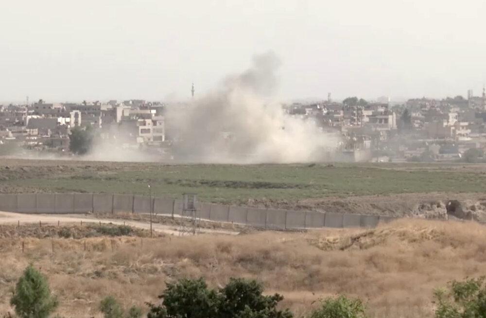 ÜLEVAADE | Miks sõdib Türgi Süüria kurdide vastu ja mis selleni viis?