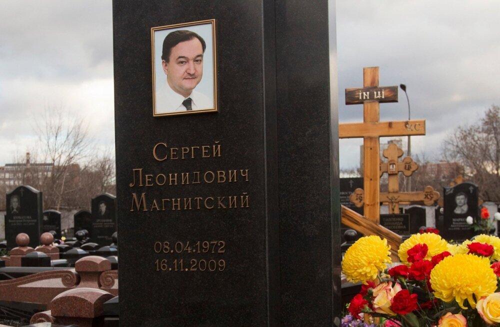 """SVT: Swedbanki Balti filiaalidest liikus läbi Sergei Magnitski paljastatud suure Vene maksupettuse """"vereraha"""""""