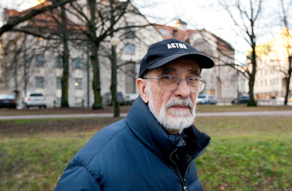 Lembit Ulfsak - näitleja