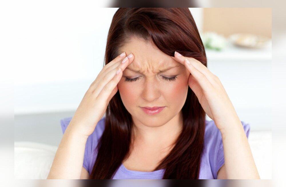 Peavalu tervetel ja haigetel - kuidas vahet teha?