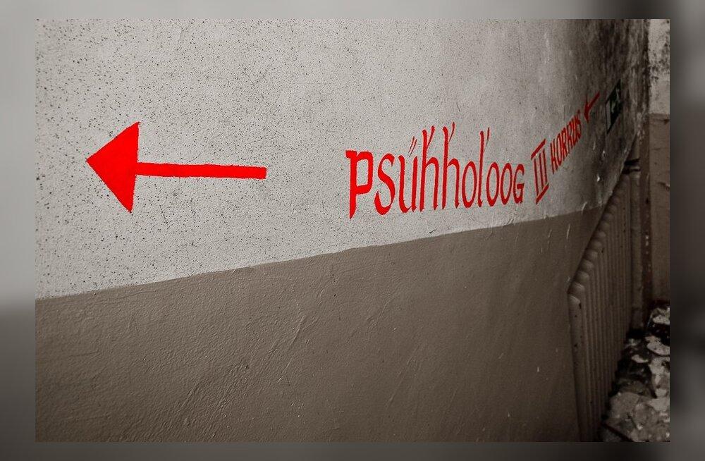 Arst: psüühikahäiretega inimesi on rohkem kui statistika näitab