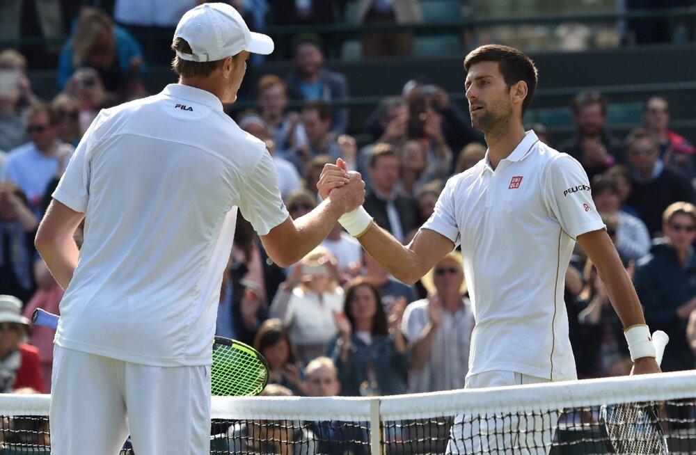 Sam Querrey vs Novak Djokovic
