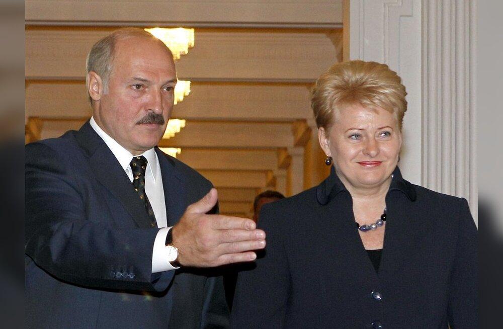Leedu esitas Valgevenele tuumajaama asjus noodi