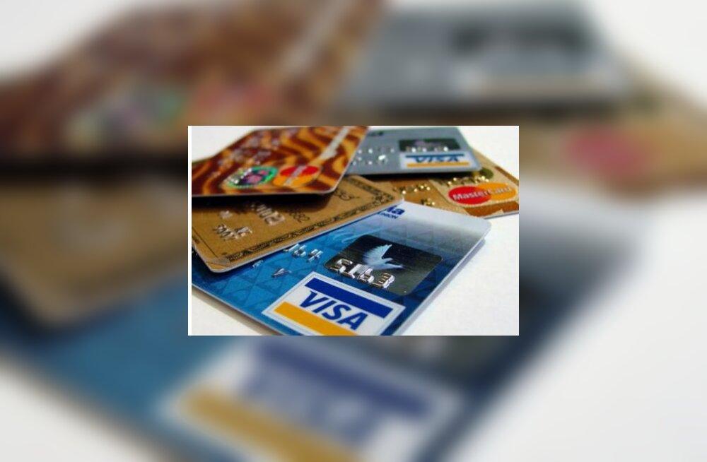 Mida silmas pidada kaupluse krediitkaarti valides?